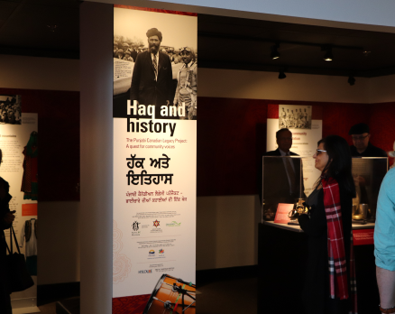 Travel exhibit, haq and history, rbcm, royal bc museum, history, museum, exhibit